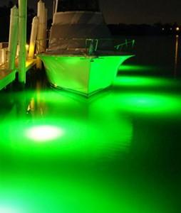 underwater dock lighting