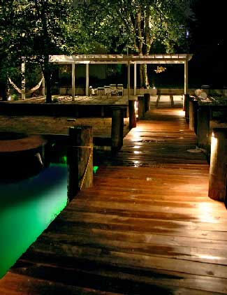 Coastal Outdoor Lighting
