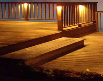 Why Choose Us For Your Deck Lighting Project