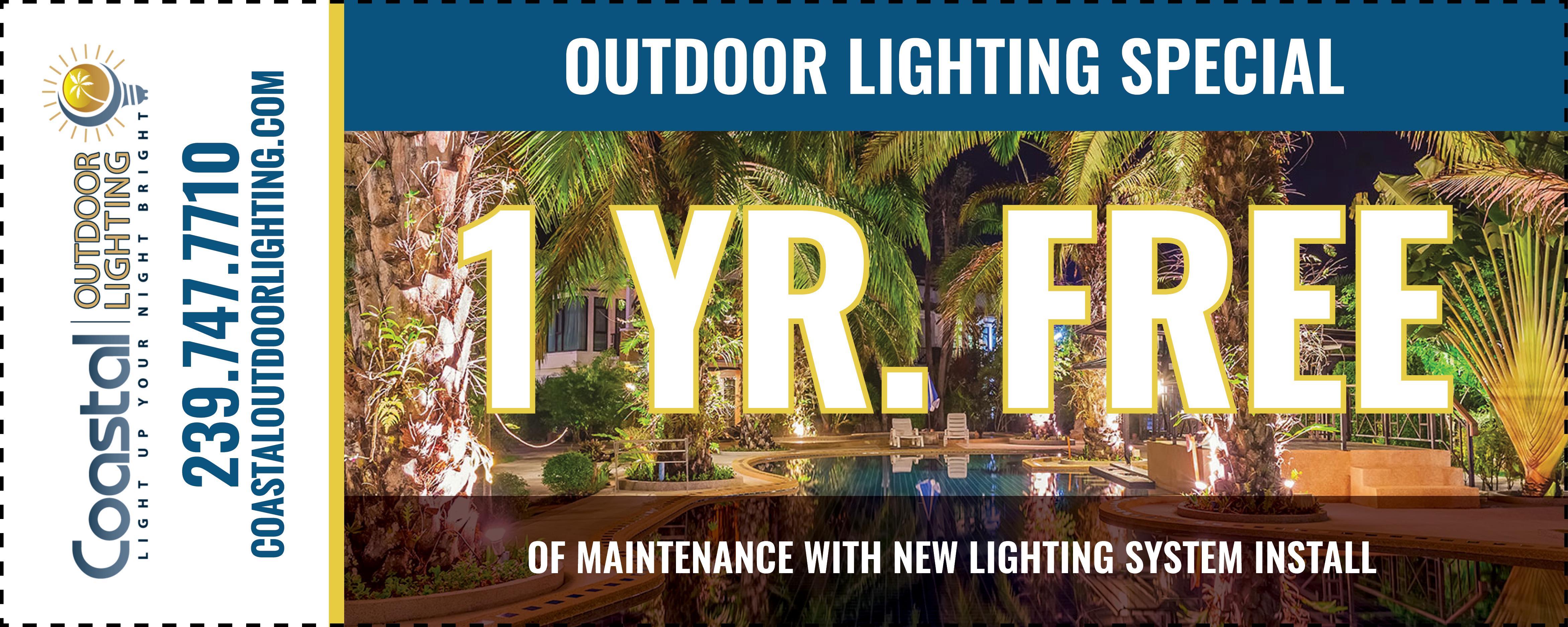 Outdoor Lighting Special